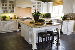 Denver Co Granite kitchen - Denver Metro Stone City LLC